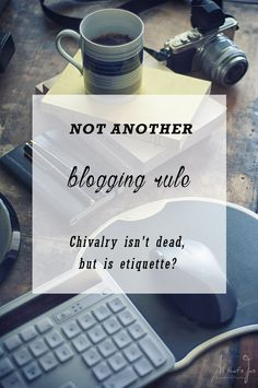 Not Another Blogging Rule - All that's Jas