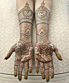 Mehndi Designs for navratri Festival in India
