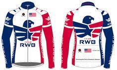 Cycling Jersey - Women's Long Sleeve #WearTheEagle
