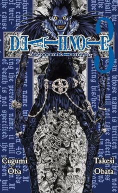 Death Note, tome 3 de Tsugumi Ohba et Takeshi Obata - Tenseki Manga Books, Manga Art, Manga Anime, Tsugumi Ohba, L Death Note, Manga Covers, Book Covers, Shinigami, Notes