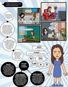 Bitstrips es una aplicación de Facebook que les brinda a los usuarios la posibilidad de ver su vida convertida en un cómic. Lanzada en 2013, es una de las más populares de la red.
