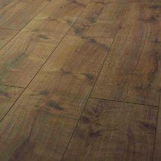 Revêtement de sol stratifié Concerto chêne ancien - CASTORAMA Hardwood Floors, Flooring, Laminate Flooring, Natural Decorating, Diy Ideas For Home, Wood Floor Tiles, Hardwood Floor, Wood Flooring, Floor