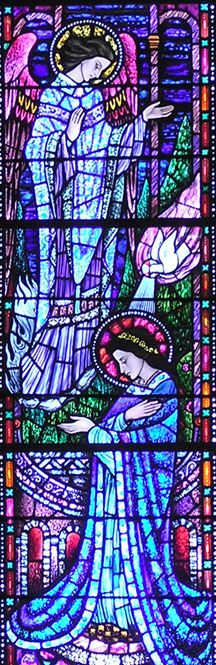 annunciation// +Lord help me to have the courage to always say YES to You!!+
