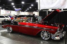 Gorgeous 1956 Chevy Hardtop Custom