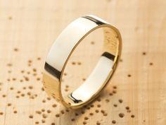 Men's Gold Wedding Ring, Mens Wedding Ring, Mens Wedding Band, Men's Wedding Ring, Men's Wedding Band, Wedding Band Men, Wedding Ring Men