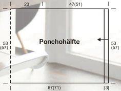 DIY-Anleitung: Poncho stricken mit Charity-Statement-Garn via DaWanda.com