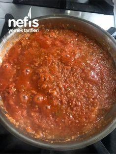 Ratatu - Nefis Yemek Tarifleri Chili, Soup, Chilis, Soups, Soup Appetizers, Capsicum Annuum