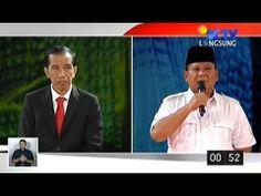 Debat Capres 15 Juni 2014 Jokowi Vs Prabowo - Segmen 5 Pembangunan Ekono...