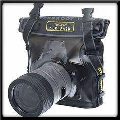 Waterproof Camera Case $ 64.40 #outdoorgadgetsandgear