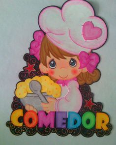 Letrero COMEDOR para área de lactantes - Fomiart Rainbow Garden, Rainbow Room, Baby Shower Crafts, Blogger Themes, Mini Albums, Princess Peach, Projects To Try, Clip Art, Diy Crafts