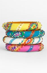 Cara bangles via Nordstrom ~ perfect for spring & summer!