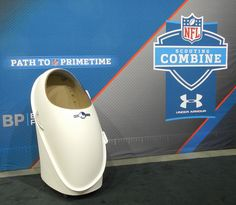 Sport Science in Football: BOD POD the exclusive tool for body composition testing at the NFL Scouting Combine by cosmednews, via Flickr