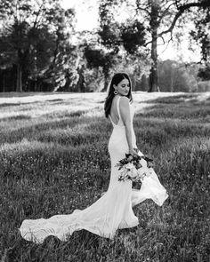 Kaylene wearing Zoo Bridal // photography by Black Bird Tale // www.blackbirdtale.com Byron Bay Weddings, Bridal Photography, Fashion Shoot, Gowns, Bird, Wedding Dresses, How To Wear, Inspiration, Black