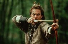 Kevin Costner in Robin Hood, Prince of Thieves