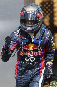 Sebastian Vettel - Canadian F1 Grand Prix