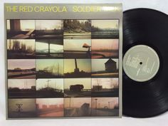 Soldier Talk The Red Crayola RAD 18 #Vinyl LP Record