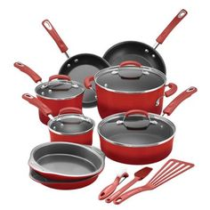 Wolfgang Puck 15-Pc. Cookware Set - BJ\'s Wholesale Club $100 | Wish ...