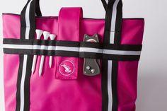 Collection N°1 Sac à Main Golf Rose Sweet Caddy