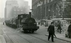 Dock Railway ,Pier Head Liverpool