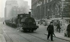 Dock Railway ,Pier Head Liverpool