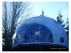 geodesic dome homes | Geodesic Dome