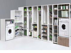 Mobile lavanderia componibile w laundry laundry