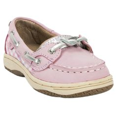 Sperry Top-Sider Girls Youth Angelfish Boat Shoes.  These are next on my list!