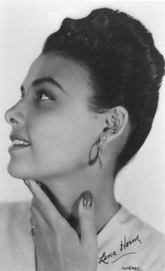 Lena Mary Calhoun Horne (June 30, 1917 – May 9, 2010) was an American singer, dancer, actress and civil rights activist.