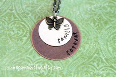 LDS Mormon Personalized Family Forever Mixed by youregonnalovethis, $17.99