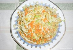 Šalát z čínskej kapusty Stevia, Macaroni And Cheese, Cabbage, Curry, Vegetables, Ethnic Recipes, Food, Mac Cheese, Meal