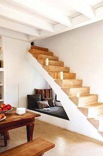 Oder als Lesenische. | 31 clevere Gestaltungsideen für Dein neues Zuhause