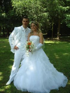 ... de la boutique dépôt-vente de robes de mariées Mariage en Rose