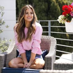 JoJo Fletcher Just Revealed Her Gorgeous Kitchen Remodel Joelle Fletcher, Jojo Fletcher, Jo Jo Fletcher Hair, Hair Inspo, Hair Inspiration, Layout Design, Twist Braid Hairstyles, Twist Braids, Updo Hairstyle