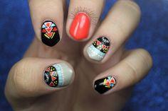 Uñas pintadas. Nail Art paso a paso. Ideas, dibujos y tutoriales para decorar tus uñas. - Part 3 | Tus uñas pintadas paso a paso