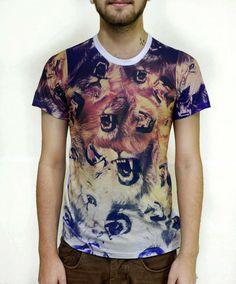 T-Shirt Savage King