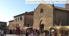 Monteriggioni Near Siena:Visit the Charming Walled Medieval Town in Tuscany
