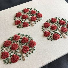 Most recent Snap Shots french knot Embroidery Designs Tips Embroidery is usually a gorgeous approach to glow the home in addition to an incredible passion for you to sp Cushion Embroidery, Hand Embroidery Videos, Hand Work Embroidery, Embroidery Flowers Pattern, Hand Embroidery Stitches, Embroidery For Beginners, Hand Embroidery Designs, Embroidery Suits, Beaded Embroidery