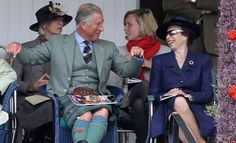 Grappig: prinses Anne wordt aangekondigd als haar broer  | Beau Monde
