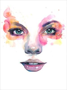 marion bolognesi - watercolor So gorgeousssss