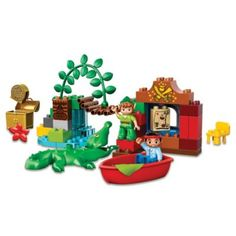 LEGO® DUPLO Disney Jake And The Never Land Pirates 39-Piece 'Peter Pan™ Visits' Set - Sears   Sears Canada