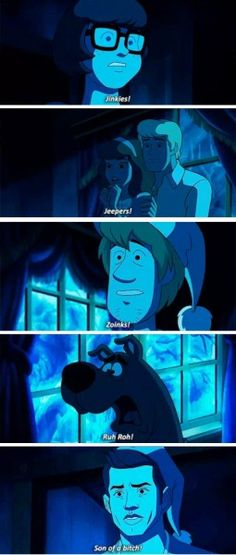 Scoobynatural: Hilarious Memes From Supernatural's Animated Crossover - Make The World Smile- Humor Nation