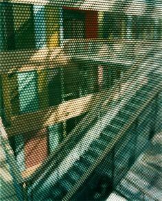 "OLA KOLEHMAINEN, ""Composition with Green"", 2005. Signed Ola Kolehmainen on label verso. Edition 2/3. Chromo.... - The Spring Contemporary, Stockholm 567 – Bukowskis"