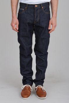 Han Kjobenhavn - Tapered Jeans - Raw