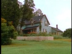 Road to Avonlea houses