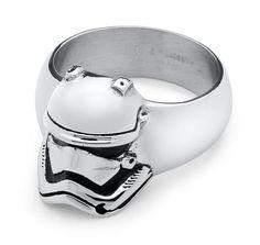 Star Wars Episode VII Captain Phasma 3D Ring
