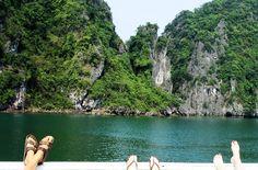 Baie d'Halong, Vietnam - La râpe à fromage