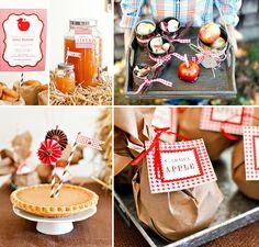Charming Apple Picking Party {Annual Family Tradition} http://hwtm.me/18xdBkQ v