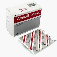 Amoxicillin (Amoxil)  is used for treating infections caused by certain bacteria.