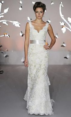 Used Alvina Valenta Wedding Dress 9161, Size 2  | Get a designer gown for (much!) less on PreOwnedWeddingDresses.com