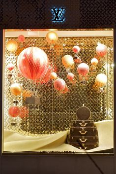 louis vuitton balloon window